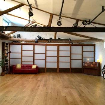 Salle de Yoga - Le petit Denfert